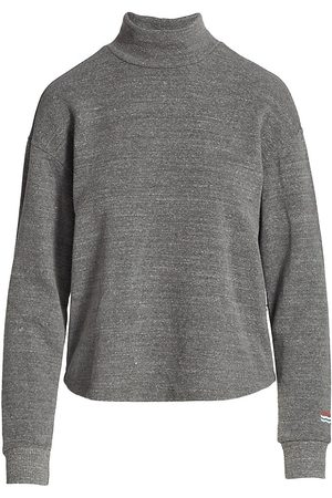 SOL ANGELES Heathered Turtleneck Pullover