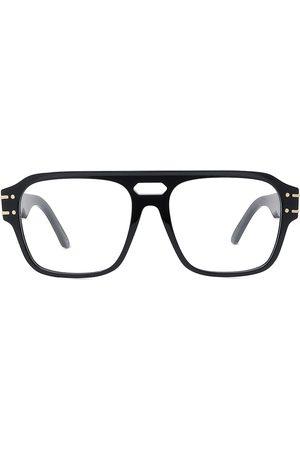 Dior Signatureo 57MM Aviator Eyeglasses