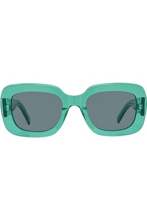 KENZO 52MM Square Sunglasses