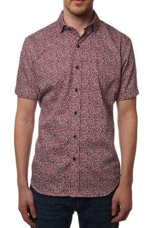 Robert Graham Holman Cotton Short-Sleeve Shirt
