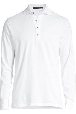 Greyson Ohama Long-Sleeve Polo Shirt