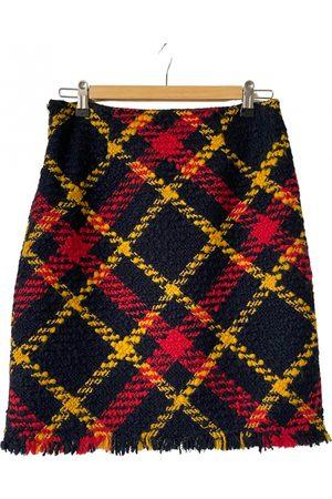LUISA SPAGNOLI Tweed mini skirt