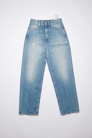 Acne Studios 1993 Spring Blue Relaxed fit jeans