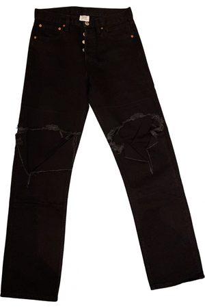 Vetements Men Straight - Straight jeans