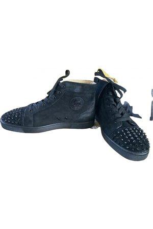 Christian Louboutin Men Sneakers - Louis high trainers