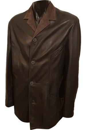 ISTANTE Leather vest