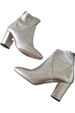 Morobé Leather ankle boots