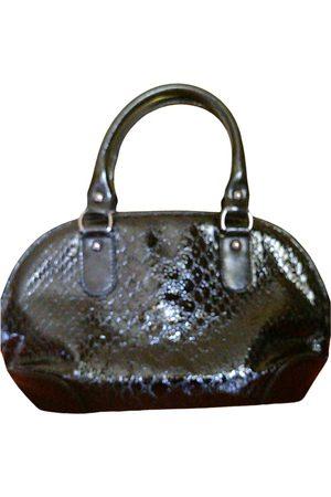 Silvio Tossi Patent leather satchel