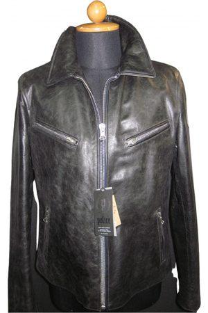 Police Leather vest