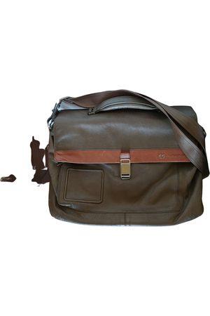 Piquadro Leather 24h bag