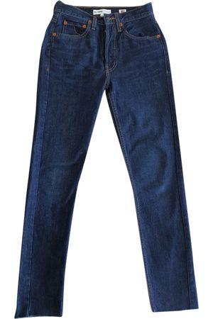 RE/DONE Bootcut jeans
