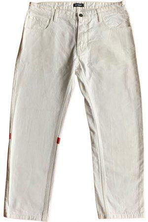 RAF SIMONS Straight jeans