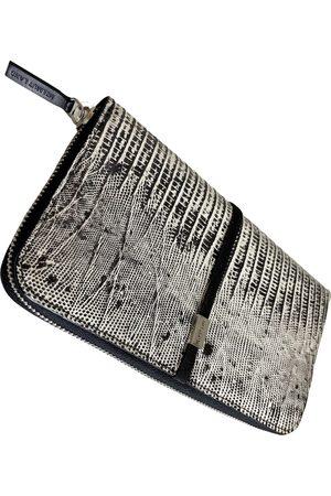 Helmut Lang Leather wallet