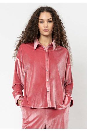 Religion Women Shirts - Dusky Velvet Shirt