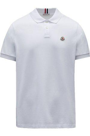 Moncler Polo blanc