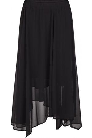 Just Female Handkerchief Hem Skirt