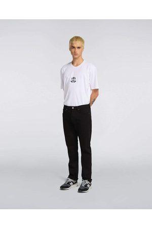 Edwin Men Slim - ED-80 Slim Tapered CS Ayano Black Denim, 11,8oz, Black Overdyed Jeans
