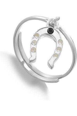 SVP Jewellery SVP Supersonic Medium Horseshoe Charm Ring
