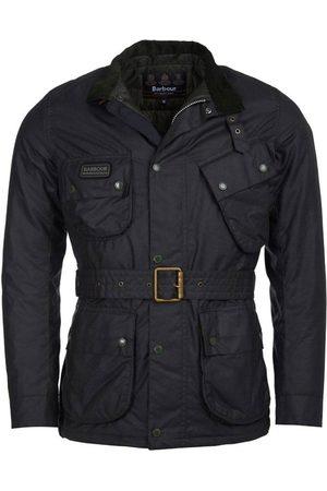 Barbour International Barbour intl wax jacket, Title: SAGE