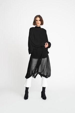 Symetria Stride Sweater - Viscose Crepe