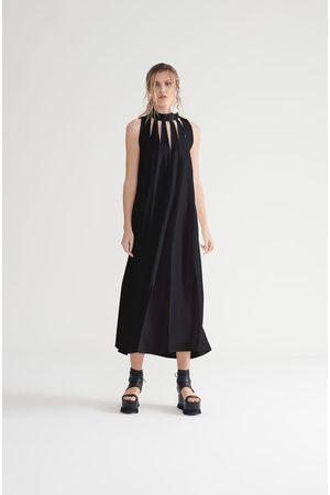 Symetria Render Dress - Crepe