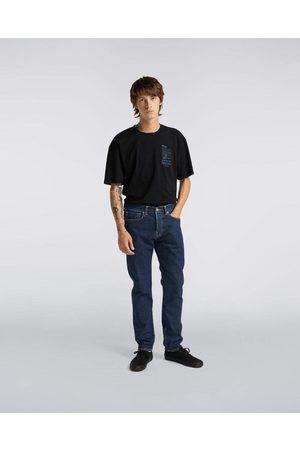 Edwin ED-80 Slim Tapered Yoshiko Left Hand Denim, 12,6oz Akira Wash Jeans