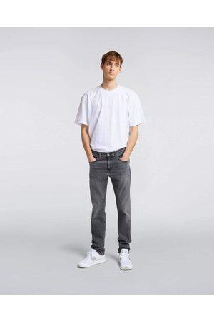 Edwin ED-80 Slim Tapered CS Ayano Black Denim, 11,8oz, Black Kentaro Wash Jeans