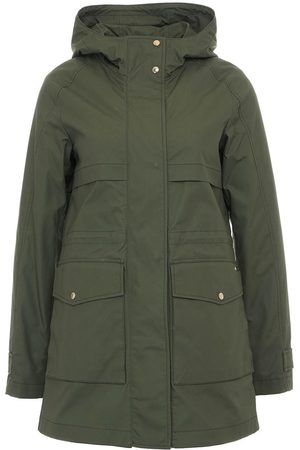 Woolrich Conway Waxed Cotton 2in1 Parka
