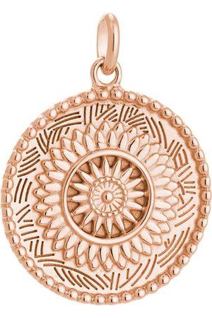 KIRSTIN ASH Bespoke Traveller Coin Charm - Rose Gold