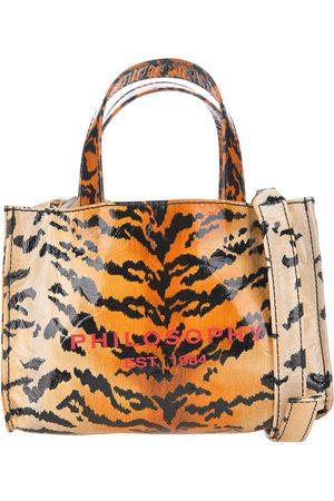 Philosophy Nano tiger-print tote bag