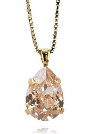 Caroline Svedbom Women Necklaces - Mini Drop Necklace - Silk