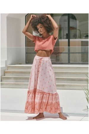 Jaase Berry bliss print opal skirt, Title: BERRY