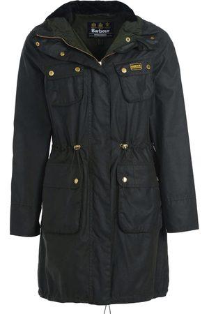Barbour Monza wax jacket
