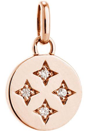 Women Necklaces - KIRSTIN ASH Bespoke Tiny Constellation Charm - Rose Gold