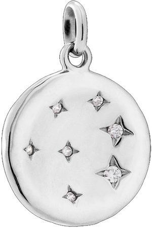 KIRSTIN ASH Constellation Circle Charm - Silver