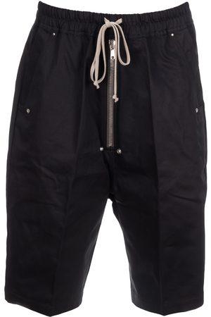 Rick Owens Rick Bella organic cotton shorts