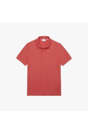 Lacoste Men Polo Shirts - Paris Polo Shirt - Coral