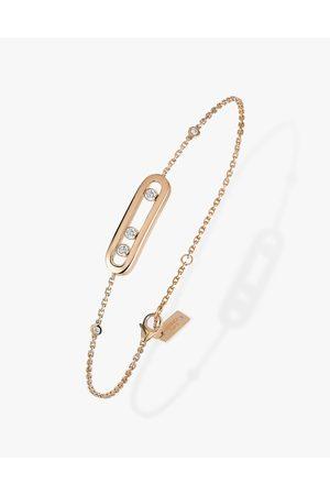 MESSIKA Bracelets - Baby Move Bracelet - Rose Gold