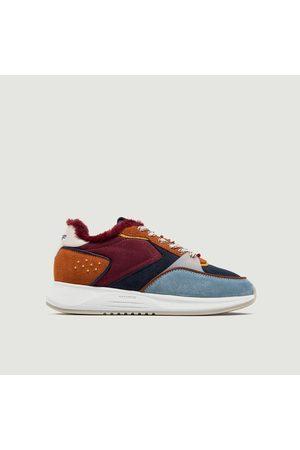 HOFF Square Sneakers Deep