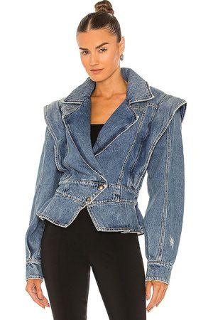 retrofete Brandi Jacket in Blue.
