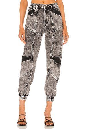 retrofete Tatum Jeans in Grey.