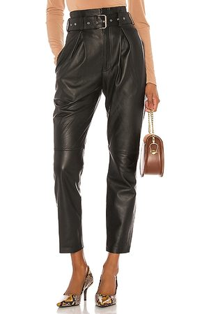 Song of Style Suzie Leather Pants in .