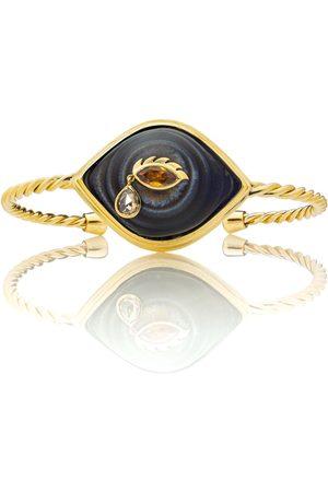 Guita M Women Bracelets - Yellow Sapphire Eye Bracelet