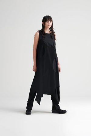 Symetria Elliptical Tunic Dress - Wool
