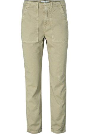 YAYA Khaki Worker Trousers