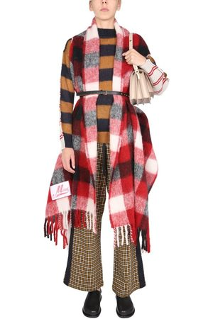 Marni WOMEN'S ACMC0077Y0UTW921CHR62 MULTICOLOR OTHER MATERIALS SCARF