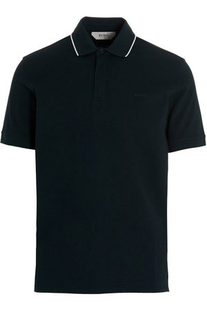 Z Zegna MEN'S VY360ZZ601T08 OTHER MATERIALS POLO SHIRT