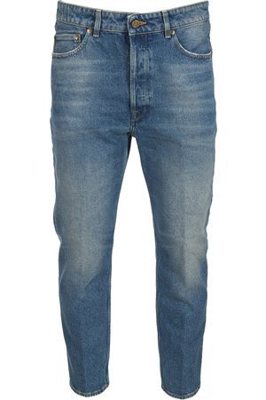Golden Goose Cotton Straight-leg jeans