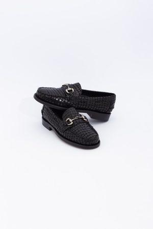 SEBAGO Bit Croco Loafer