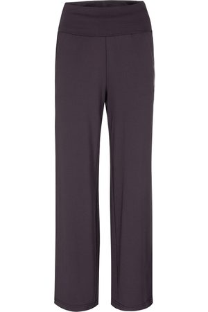 YAYA Obsidian Knitted Trousers